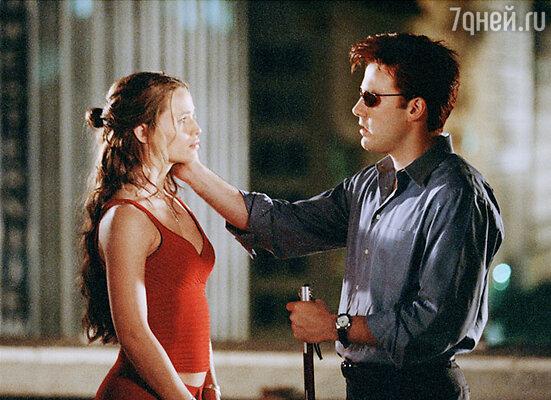 Бен познакомился с Дженнифер Гарнер на съемках фильма «Сорвиголова» в 2003 году. В тот момент она еще состояла в браке