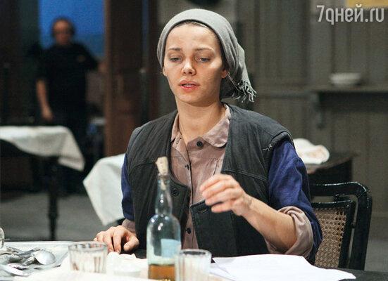 Героине Елизаветы Боярской в «МУРе» выпадает нелегкая судьба