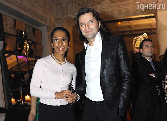 Елена Ханга и Дмитрий Маликов