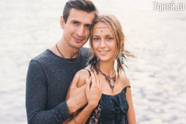 Алексей Гаврилов с супругой Мариной