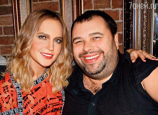 Глюк`оZа с продюсером Максимом Фадеевым