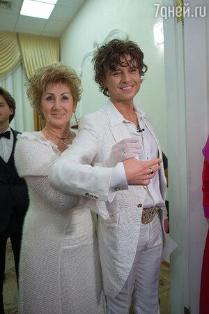 Свадьба Прохора Шаляпина и Ларисы Копенкиной