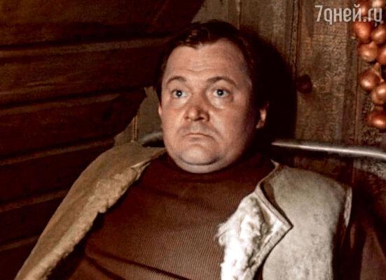 ...но вернулся благодаря Виктору Павлову (он сыграл в картине Левченко). 1979 г.