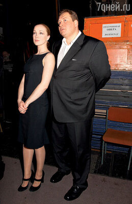 Дарья Мороз и Станислав Дужников