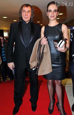 Александр Иншаков и Анна Попова