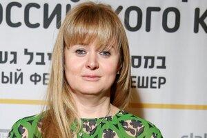Анна Михалкова впервые побывала в Израиле
