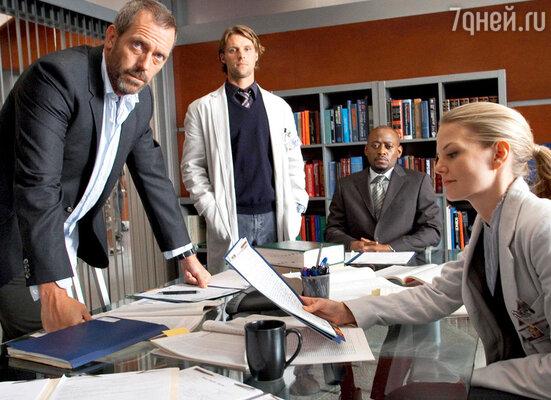 Кадр из сериала «Доктор Хаус». 2009 г.