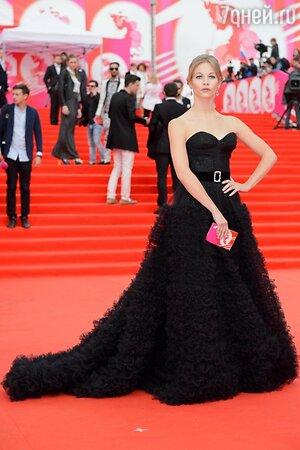 Светлана Устинова в платье от Bohemique
