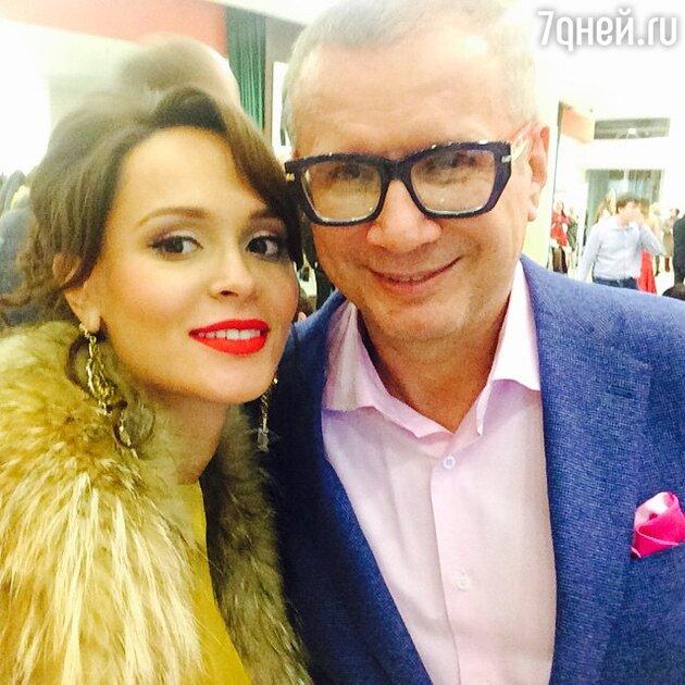 Анна Калашникова и Андрей Ковалев