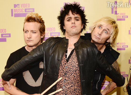 Группа «Green Day»