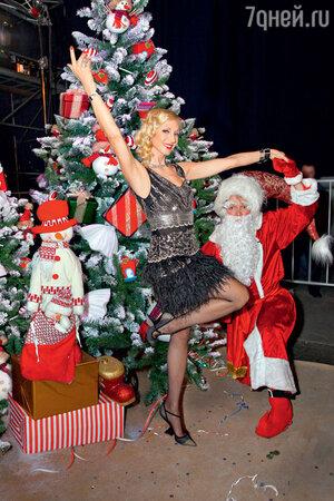 Кристина Орбакайте на концерте «Песня года»