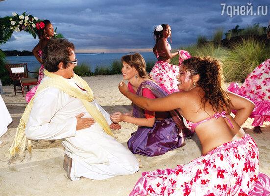 Традиционный маврикийский танец