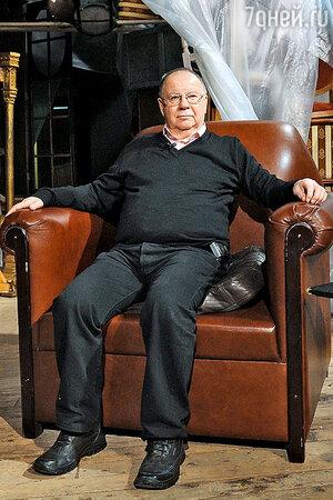 Леонид Хейфец. 2012 г.