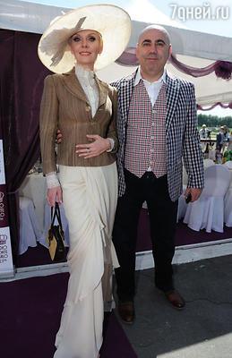 С Иосифом Пригожиным. Гран-при радио «Монте-Карло» 2011 год
