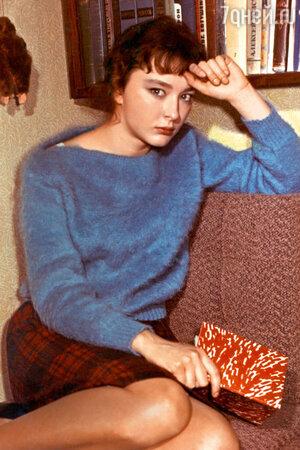 Анастасия Вертинская 1960-е годы