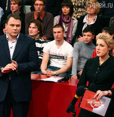 """Петр Толстой и Мария Шукшина в проекте """"Общее дело"""""""