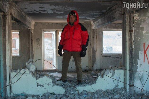 Винни Джонс, документальный сериал «Винни Джонс: реально о России», 2013