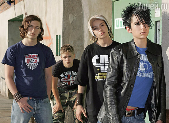 �Tokio Hotel�