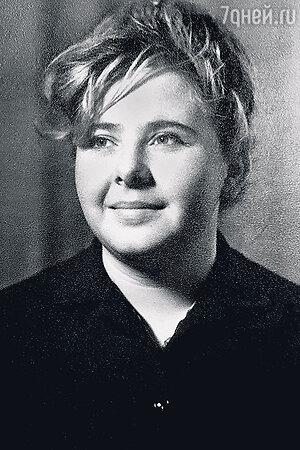 Бабушка Юлии Хлыниной