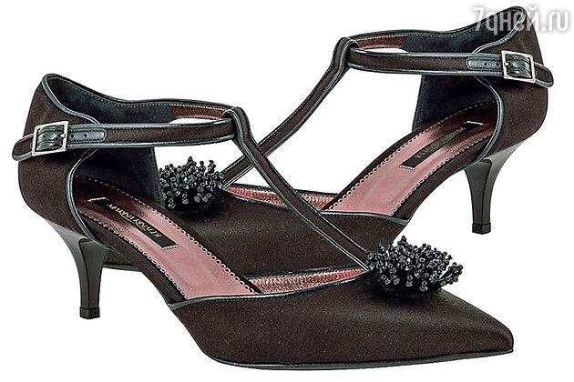 Туфли от «Marina Rinaldi»