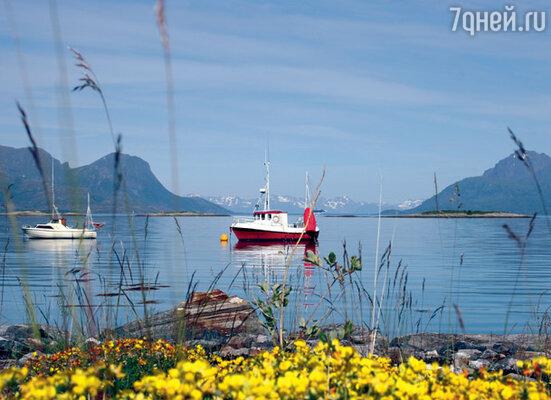 Созданные самой природой, норвежские фьорды — одно из чудес света...
