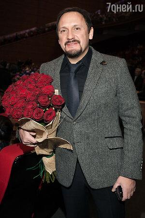Стас Михайлов на презентации  альбома EMIN'а