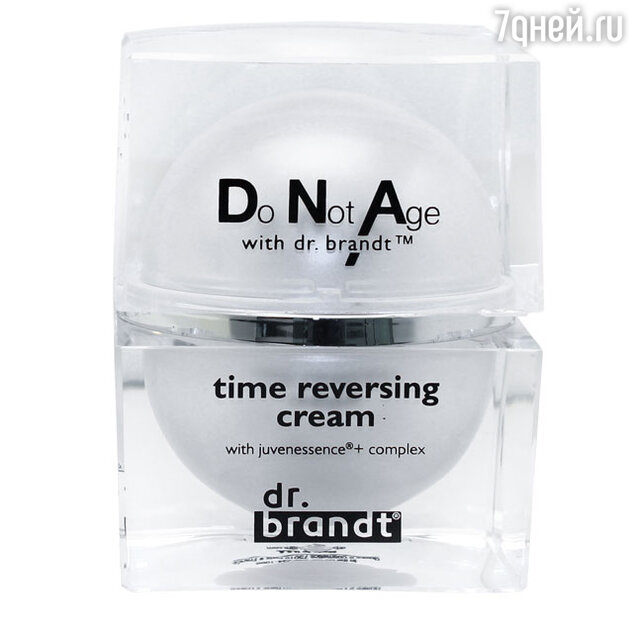 ���������� ������������� ������������ �������-���� ��� ���� Time Reversing Cream, dr. brandt