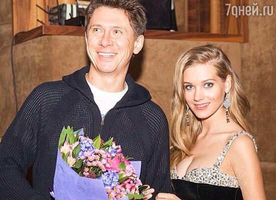 Тимур Батрутдинов и Кристина Асмус