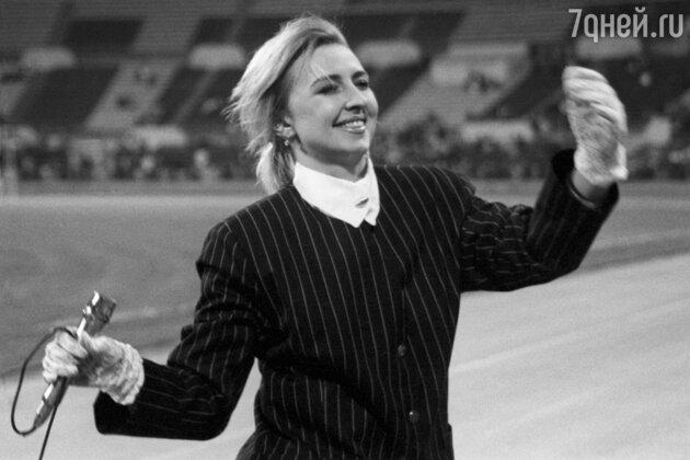 Татьяна Овсиенко, 1993 год