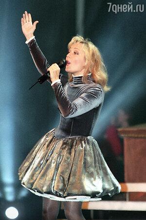 Татьяна Буланова, 1996 год