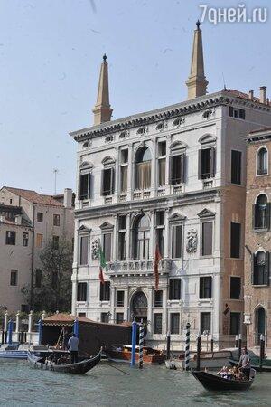 Отель Aman Canal Grande