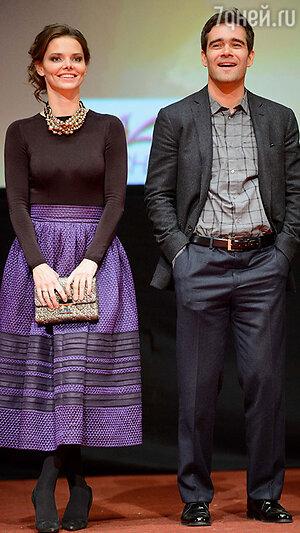 Елизавета Боярская и  Петр Федоров