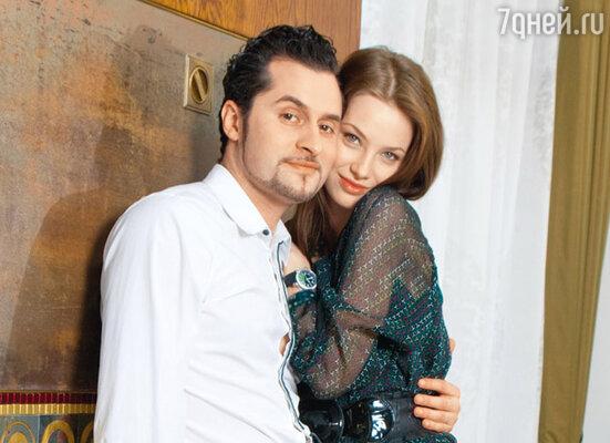 Ираклий с женой Софией