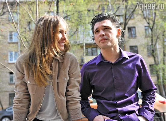 Дарья Коновалова и Алексей Кабанов
