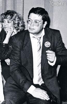 Мои родители — Виктор Михайлович и Тамара Витальевна