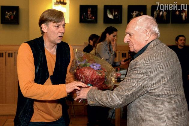 Викор Раков и Марк Захаров