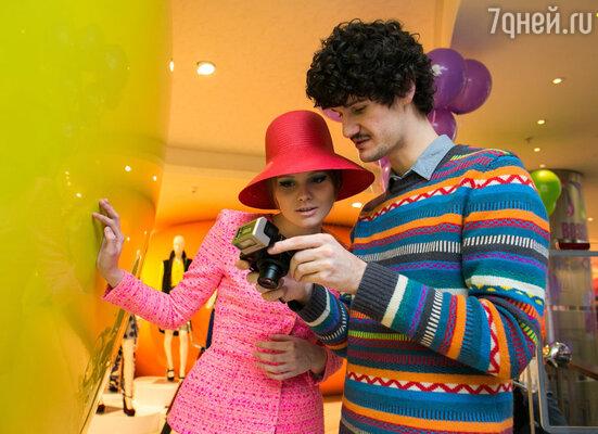 Фотографии Тимофея Колесникова с образами участниц получились  яркими и интересными