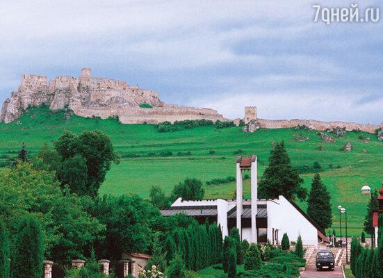 Спиш — один из крупнейших замков Европы