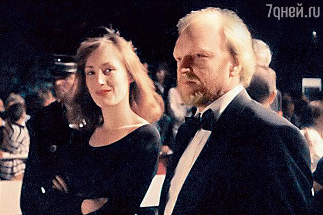 Инна Пиварс и Александр Кайдановский