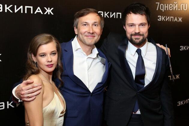 Катерина Шпица, Николай Лебедев, Данила Козловский