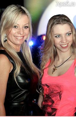 Ирина и Алиса Салтыковы