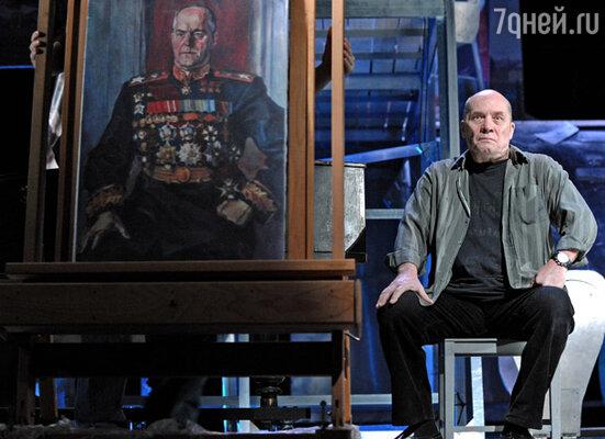Спектакль «Сон Гафта, пересказанный Виктюком»  в театре «Современник»