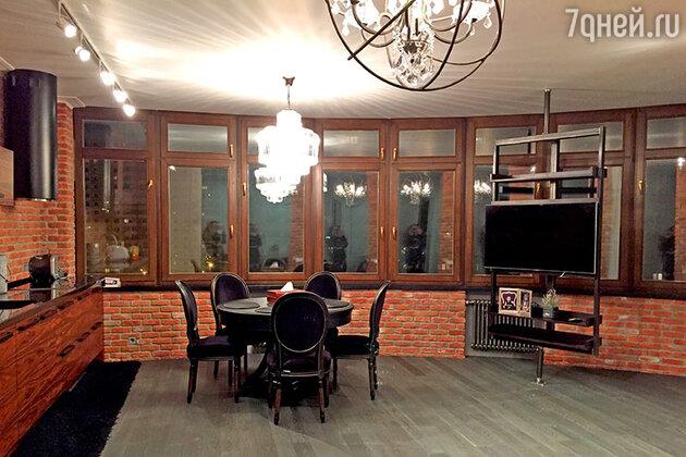 Квартира Алены Водонаевой