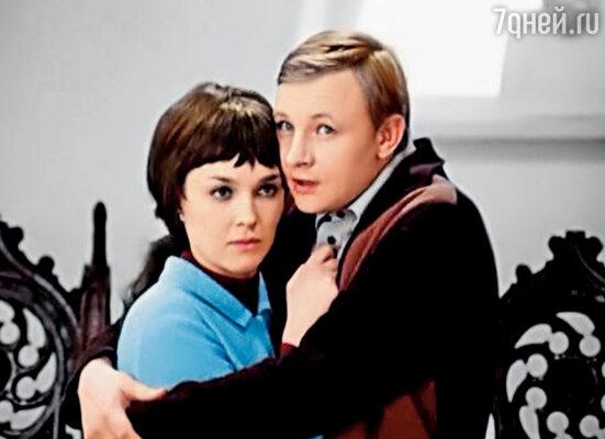 В «Большой перемене» я впервые целовалась на экране — с Мишей Кононовым