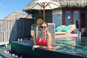ВИДЕО: Юлия Топольницкая о медовом месяце: «Я в раю!»