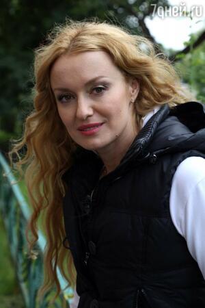 Наталья Гудкова в мини-сериале «Водоворот чужих желаний»