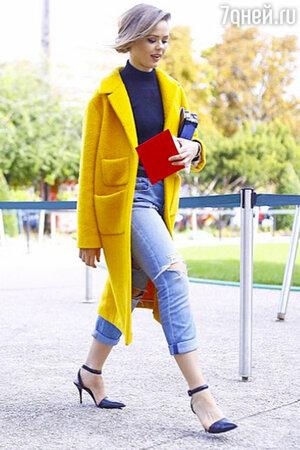 Модница Парижа