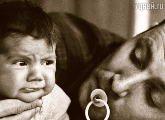 Папа очень хотел дочку, маленькую он меня обожал
