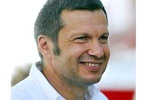 Владимир Соловьев отмечает 50-летие