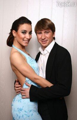 Алексей Ягудин и Виктория Дайнеко